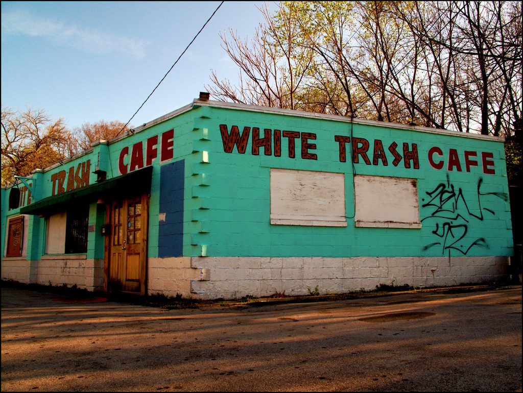 White trash cafe