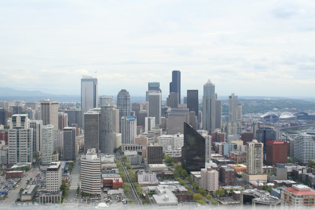 Space Needle i Seattle