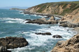 Bodega Bay Californien