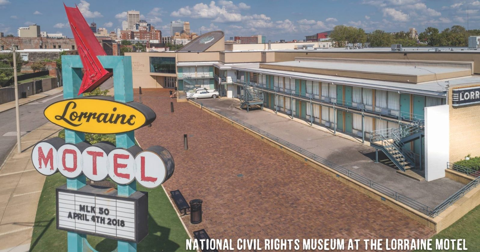 Memphis, Tennessee, Civil Rights Trail